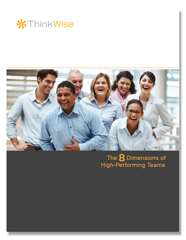 The Eight Dimensions of High-performing Teams